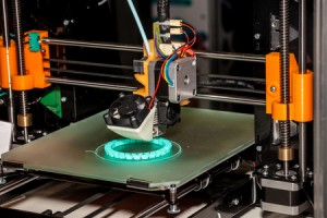 3D Printer for Plastic Manufacturing