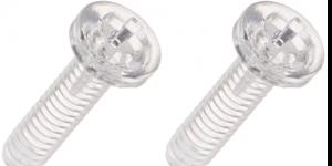 polycarbonate screws