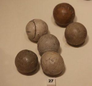 Featherie golf balls