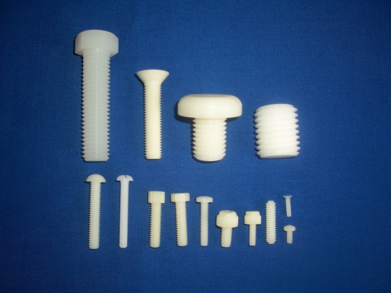 Nylon Plastic Fasteners