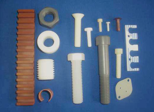 Plastic Materials : Plastic and Nylon Fasteners | Screws | Bolts
