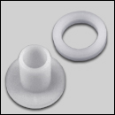 Glass Filled Isoplast Flange Nuts