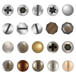 Why Are There So Many Different Types of Screw Heads?