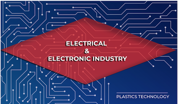 Plastics technology within electronic and electrical industries